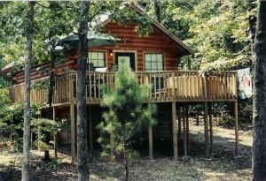 Pine lodge resort resort at grand lake of the cherokees for Grand lake oklahoma cabin rentals