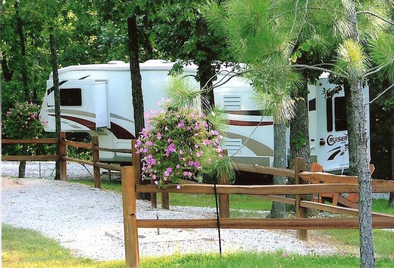 Pine Lodge Pull in overnight Rv Slip
